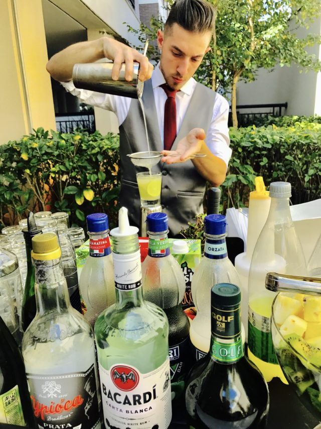 Drinks elaborados tornam seu evento ainda mais especial