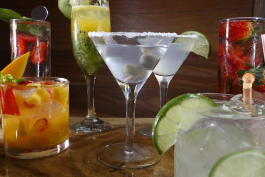 drinks com vodka